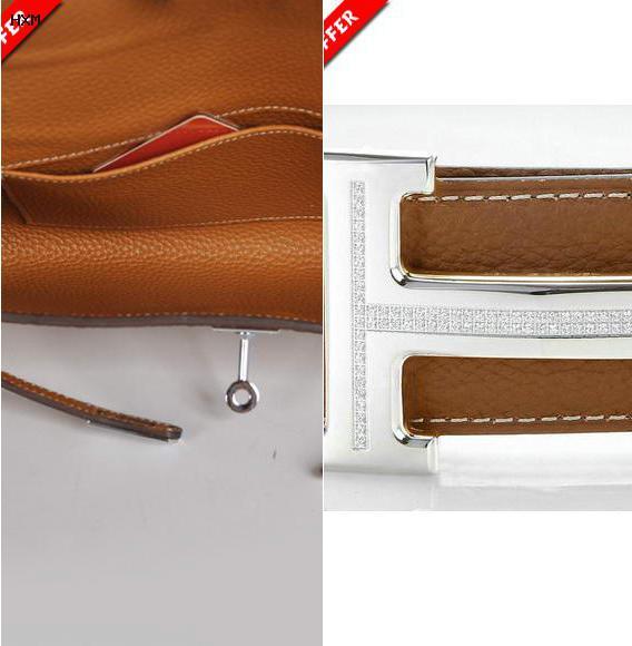 sac cuir style hermes